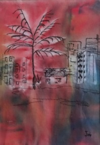 Skyline - Janet Ferguson